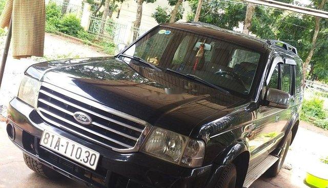 Bán Ford Everest sản xuất năm 2005, nhập khẩu, xe gia đình