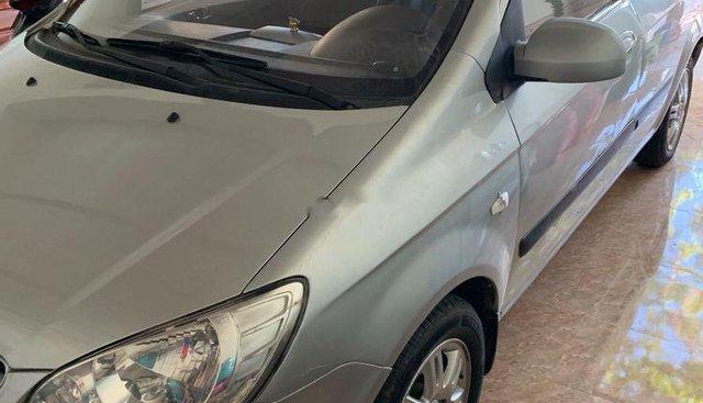 Bán Hyundai Click đời 2008, màu bạc, xe nhập, xe gia đình