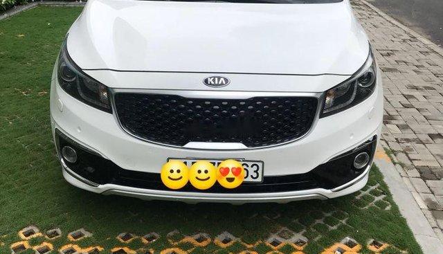 Bán Kia Sedona năm 2016, màu trắng