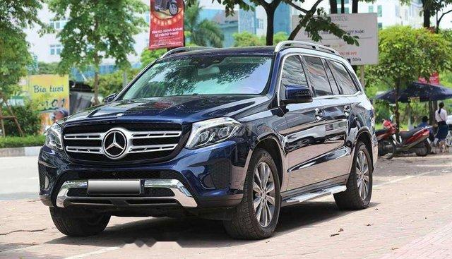 Cần bán Mercedes 400 2017, màu xanh lam, xe chạy giữ gìn như mới