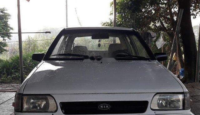 Bán Kia CD5 2001, màu trắng, nhập khẩu