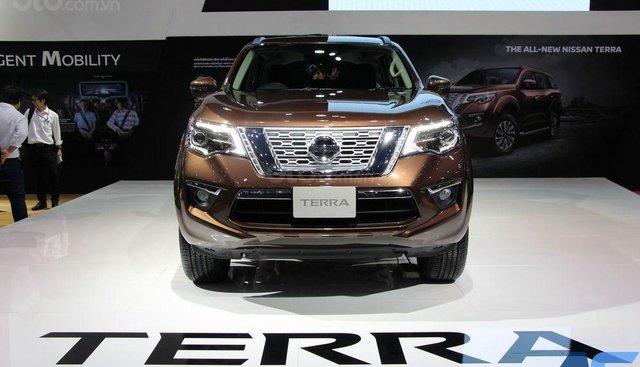 Nissan X Terra 2019 mới nhập khẩu nguyên chiếc, đủ màu sẵn xe giao ngay, LH: 0366.470.930
