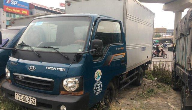 Cần bán xe Thaco K190 2017