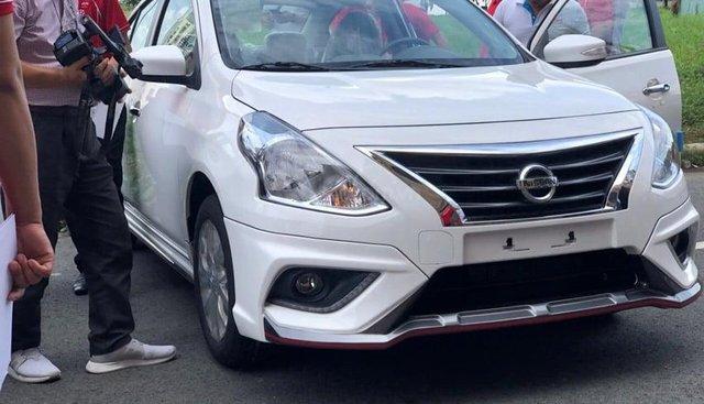Bán Nissan Sunny XT sản xuất năm 2019, màu trắng, giá chỉ 468 triệu