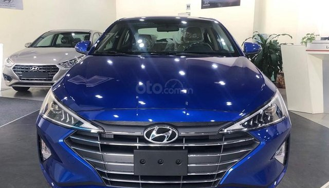 Hyundai Cầu Diễn - Bán Hyundai Elantra xanh dương 1.6AT - 2019 - đủ màu, tặng 10-15 triệu nhiều ưu đãi - LH: 0964898932