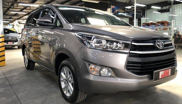 Bán Innova G 2018 màu đồng, xe cực đẹp, liên hệ 0907969685 thương lượng giá