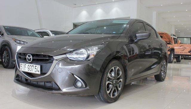 Cần bán Mazda 2 1.5 sedan năm 2016, màu nâu giá 455 triệu