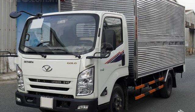 Xe tải Đô Thành 3T49 thùng kín dài 4.3m, giảm giá siêu khủng