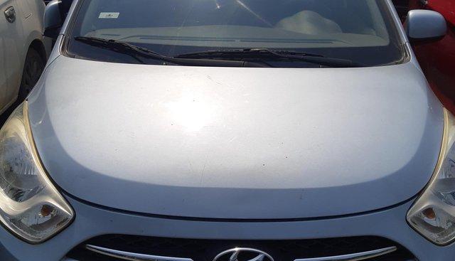 Cần bán xe Hyundai Grand i10 sản xuất 2011, nhập khẩu nguyên chiếc, 145 triệu