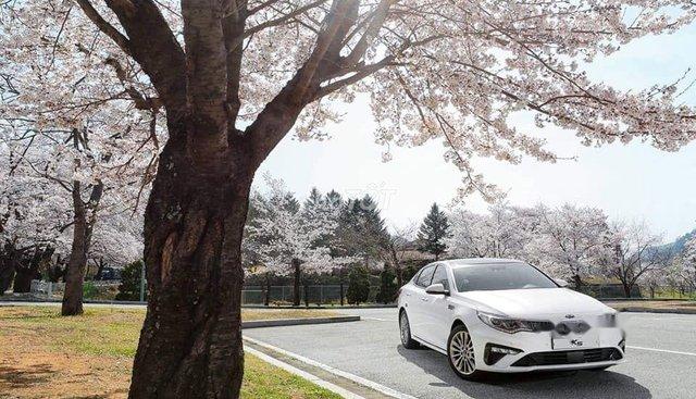 Bán ô tô Kia Optima năm 2019, màu trắng, 789 triệu