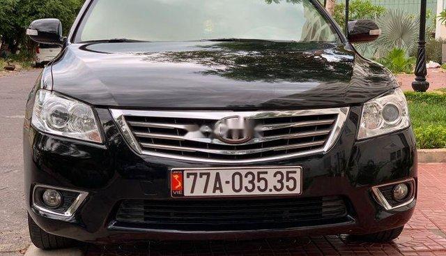 Bán Toyota Camry sản xuất năm 2010, màu đen