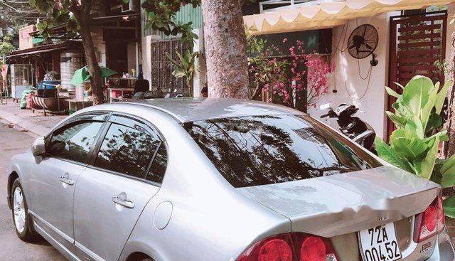 Chính chủ bán ô tô Honda Civic đời 2008, màu bạc, 300 triệu