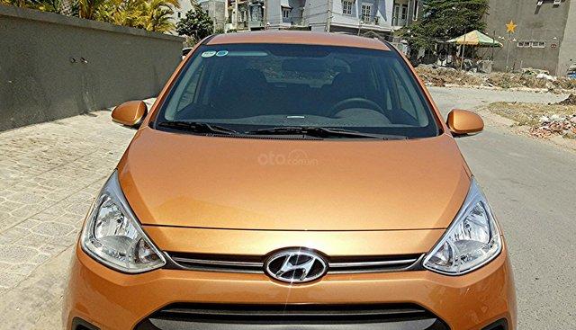 Hyundai Grand i 10 1.2 AT chính chủ nhập khẩu nguyên chiếc rất ít đi