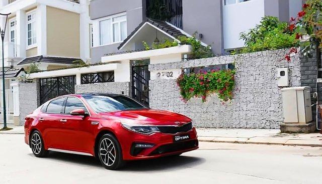 Cần bán xe Kia Optima đời 2019, màu đỏ
