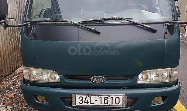 Xe Kia K3000S 2006, màu xanh lam