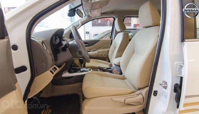 Bán Nissan Navara EL 2019, màu trắng, nhập khẩu 669tr CTKM lên tới 50 triệu tiền mặt và phụ kiện