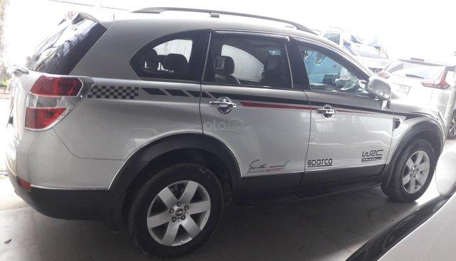 Bán Chevrolet Captiva, gia đình đang sử dụng