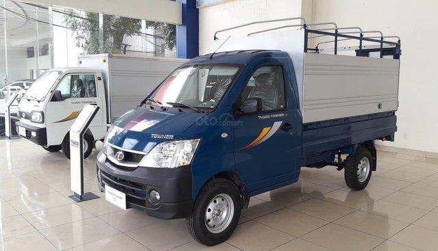 Bán xe tải nhỏ Thaco Towner 990 - hỗ trợ trả góp 75% giá trị xe có xe giao ngay