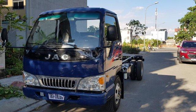 Bán xe tải JAC 2.4 tấn thùng dài 4,3 mét, sản xuất 2019 giá tốt