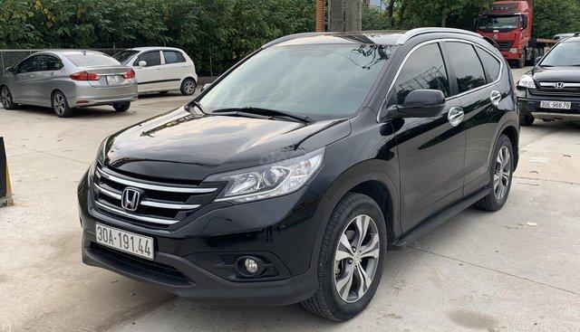 Cần bán Honda CR V 2.4 sản xuất 2014, màu đen