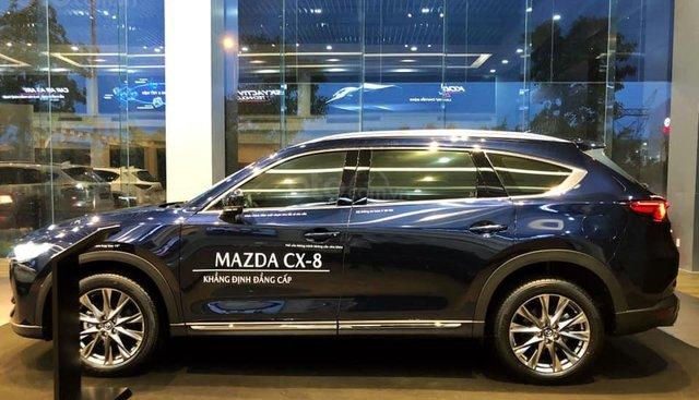 Mazda CX8 - Ưu đãi cực hấp dẫn tháng Ngâu - Hỗ trợ trả góp