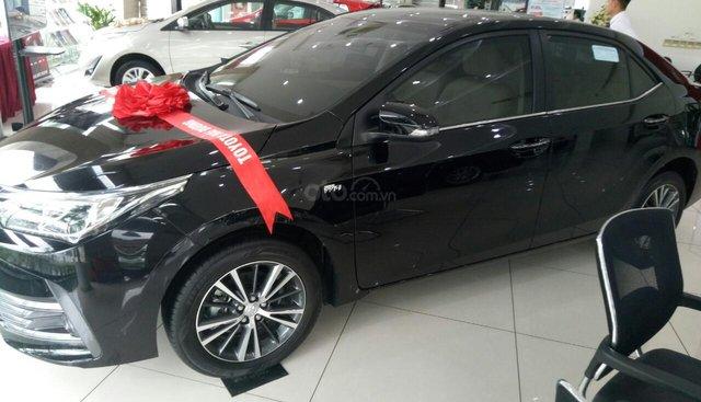 Cần bán xe Toyota Corolla Altis G năm 2019, màu đen