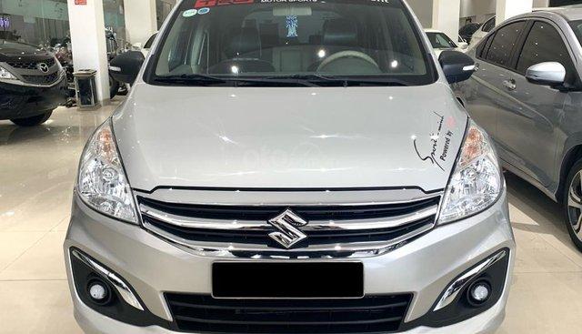 Bán Suzuki Ertiga sản xuất năm 2018, màu bạc, nhập khẩu nguyên chiếc, giá chỉ 460 triệu