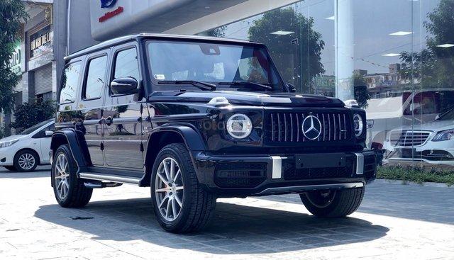 Mercedes G63 AMG 2019, màu đen, nhập khẩu nguyên chiếc, xem xe giao, xe toàn quốc - LH: 0844.177.222