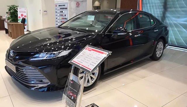 Cần bán xe Toyota Camry 2.0G sản xuất 2019, nhập khẩu Thái Lan