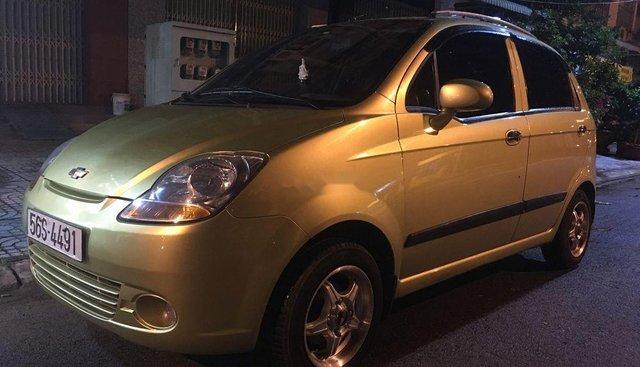 Cần bán Chevrolet Spark sản xuất 2010, xe nhập chính chủ