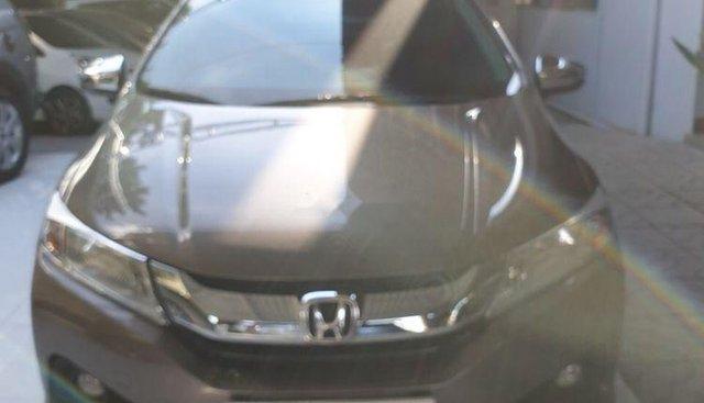 Bán Honda City sản xuất năm 2016, màu xám, giá 475tr