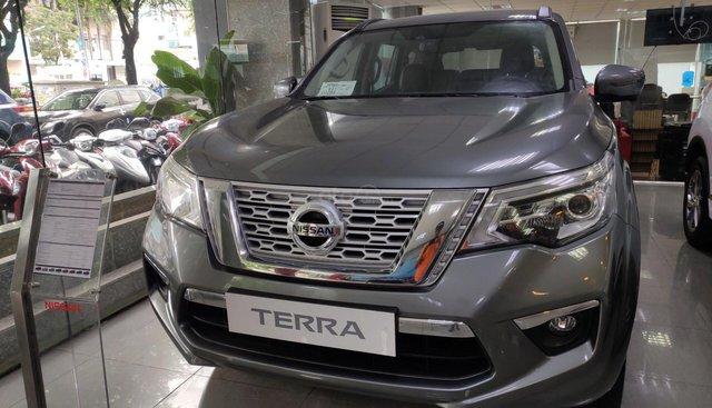 Bán xe Nissan Terra đăng ký lần đầu 2018, màu xám (ghi) xe nhập giá 1 tỷ 257 triệu đồng