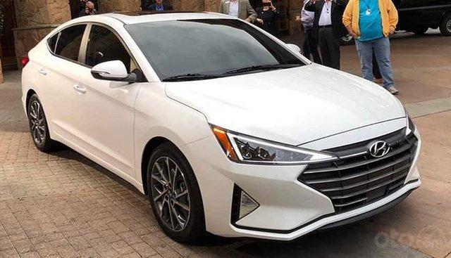 Bán Hyundai Elantra 2019, giá siêu hấp dẫn, LH 0931131394