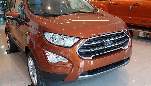 Ford EcoSport giá ưu đãi đặc biệt tháng ngâu - 150triệu nhận xe ngay - Hỗ trợ ngân hàng đơn giản 85%