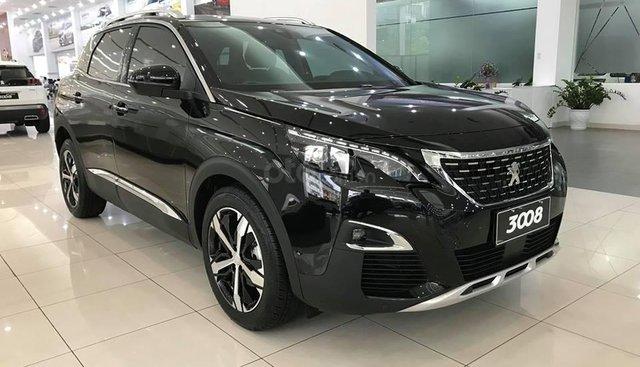 Peugeot Thái Nguyên - Peugeot 3008 2019 ưu đãi lớn