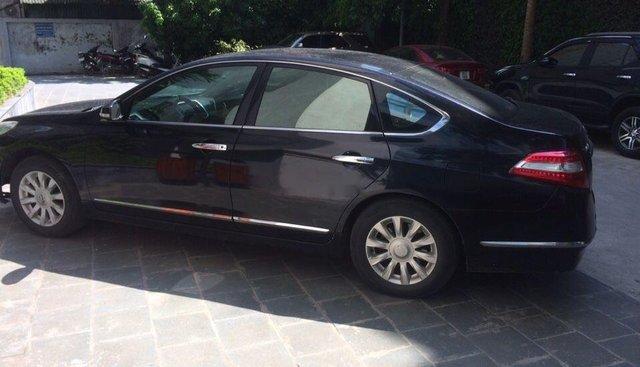 Bán Nissan Teana năm sản xuất 2010, màu đen