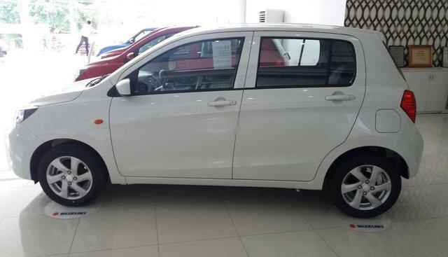 Bán Suzuki Celerio sản xuất 2019, màu trắng, nhập khẩu