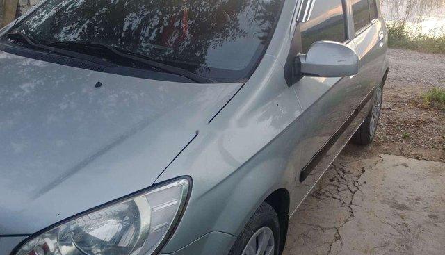 Cần bán gấp Hyundai Getz năm sản xuất 2010, màu bạc, nhập khẩu Hàn Quốc