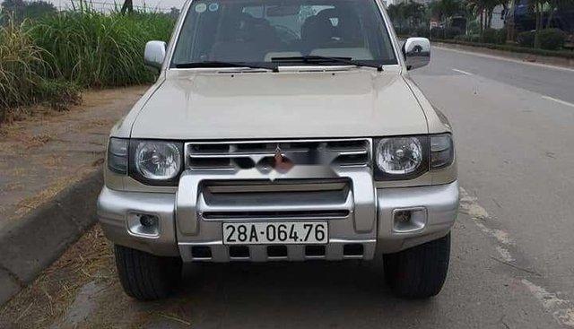Bán xe Mitsubishi Pajero đời 2003, nhập khẩu nguyên chiếc chính chủ