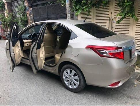 Cần bán gấp Toyota Vios MT 2017 ít sử dụng
