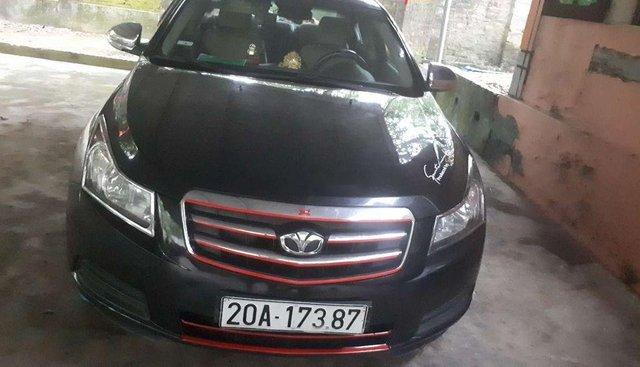 Bán Daewoo Lacetti đời 2010, màu đen, nhập khẩu chính chủ, giá 255tr