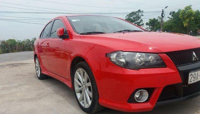 Cần bán gấp Mitsubishi Lancer 2.0 sản xuất năm 2010, màu đỏ, nhập khẩu nguyên chiếc số tự động, 388tr