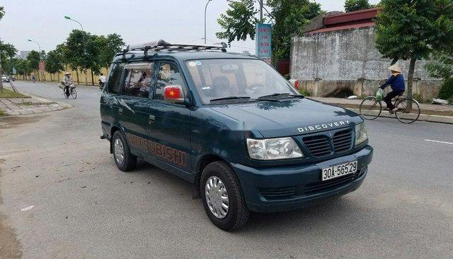 Cần bán gấp Mitsubishi Jolie đời 2002, chính chủ