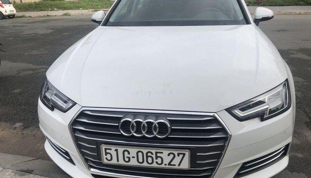 Bán Audi A4 sản xuất năm 2018, màu trắng, nhập khẩu nguyên chiếc như mới