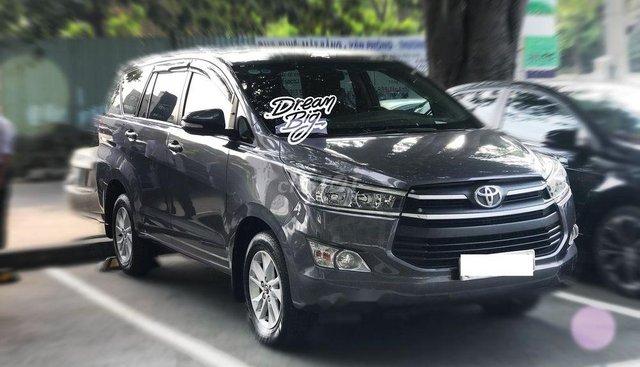 Bán Toyota Innova sản xuất 2019, màu xám, giá 731tr