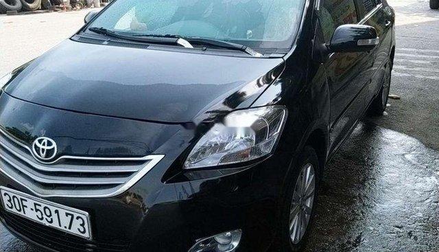 Chính chủ lên đời xe mới bán xe Toyota Vios 2011, màu đen