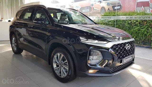 Hyundai Santafe 2019 giao xe ngay, giá tốt