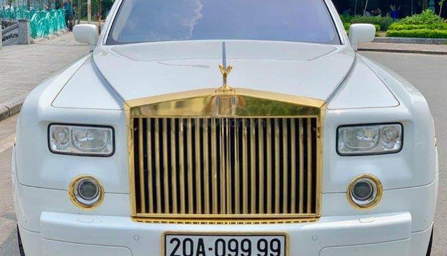 Bán xe Rolls-Royce Phantom Series VII sản xuất 2008, màu trắng