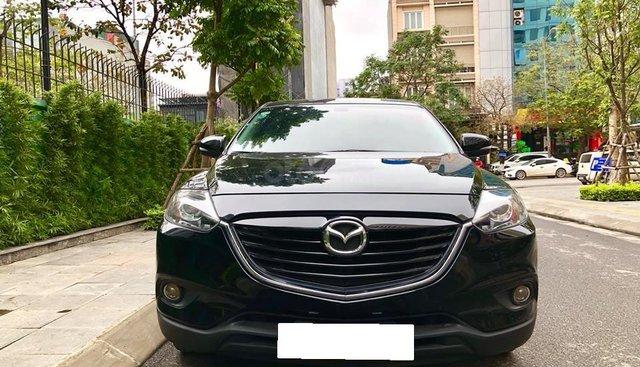 Cần bán xe CX9, sản xuất 2013, số tự động, nhập Nhật, màu đen