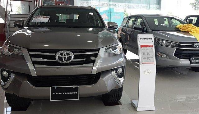 Bán xe Toyota Fortuner năm sản xuất 2019